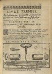 La premiere Figure - L'Oeconomie chirurgicale, pour le r'habillement des os du corps humain contenan [...]