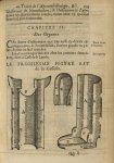 La troisiesme Figure est de la cassolle - L'Oeconomie chirurgicale, pour le r'habillement des os du  [...]