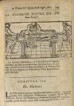 La sixiesme Figure est du banc simple - L'Oeconomie chirurgicale, pour le r'habillement des os du co [...]