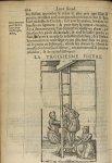 La troisiesme Figure - L'Oeconomie chirurgicale, pour le r'habillement des os du corps humain conten [...]
