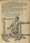 La sixiesme Figure est de l'ambi, du malade assis et du bras situé sur la planchette & le treteau -  [...]