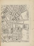 Le Faubourg Saint-Germain d'après le plan de Bullet et Blondel (1670-1676) - L'Hôpital Laënnec, anci [...]