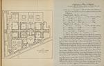[Plan de l'hôpital et explication associée] - L'Hôpital Laënnec, ancien hospice des incurables (1634 [...]