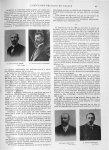 Le docteur Philippe Tissié / Le docteur Fernand Lagrange / M. Gabriel Bonvalot / M. Edmond Demolins  [...]