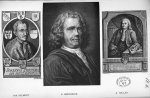 Planche 16. Van Helmont / H. Boerhaave / A. Haller - Some apostles of physiology
