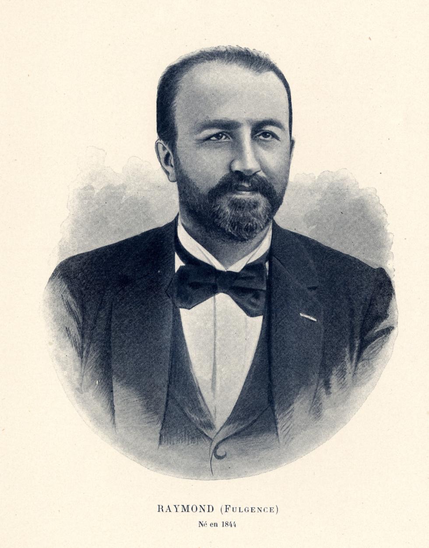 Raymond Fulgence - Centenaire de la Faculté de médecine de Paris (1794-1894) - Médecins. 19e siècle (France) - med09858x02x0105