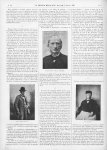 En villégiature / Professeur Potain (1825-1901) / A l'hôpital - La Presse médicale - [Volume d'annex [...]
