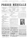 Théophile Roussel - La Presse médicale - [Volume d'annexes]