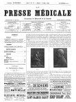 Médaille : revers / A.V. Cornil. Avers - La Presse médicale - [Volume d'annexes]