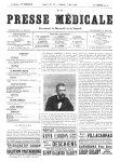 E. Duclaux - La Presse médicale - [Volume d'annexes]