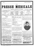 E. de Lavarenne - La Presse médicale - [Volume d'annexes]
