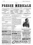Édouard Brissaud. Photographie Waléry - La Presse médicale - [Volume d'annexes]