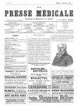 Corvisart - La Presse médicale - [Volume d'annexes]