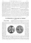 Médaille du Professeur Pautrier due au sculpteur Albert Pommier - La Presse médicale - [Articles ori [...]