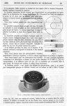 Fig. 82/ Fig. 83/ Fig. 84. Galvanomètre d'Arsonval-Gaiffe à cadran horizontal - Revue des instrument [...]