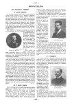 Le Dr Louis Rimbaud / Le Dr Henri Roger / Le Dr J. Froment - Paris médical : la semaine du clinicien