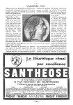 Médaillon du baron J.-D. Larrey (Plâtre de David d'Angers) - Paris médical : la semaine du clinicien