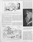 Le Voyage pour l'Éternité, par Grandville (Cabinet des Estampes) / Le premier acte de la Danse macab [...]