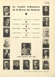 Antoine Bourdelle (1861 - 1929) / A. Oberkirch / Jean-Louis Faure / André Maurois / Maurice Ravel /  [...]