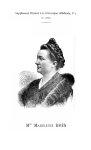 Madame Madeleine Brès - La Chronique médicale : revue bi-mensuelle de médecine scientifique, littéra [...]