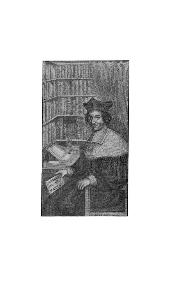 Guy Patin - La Chronique médicale : revue bi-mensuelle de médecine historique, littéraire & anecdoti [...] -  - med130381x1898x05x0545