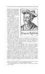 Francois Rabelais - La Chronique médicale : revue bimestrielle de médecine historique, littéraire &  [...]