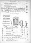 Canules, éprouvettes [...] bocal, verre, bock de Pinard, bocks émail [...] - Catalogue illustré n° 1 [...]