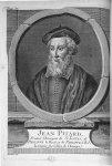 Jean Pitard, Premier Chirurgien de S. Louis, de Philippe le Hardi, et de Philippe le Bel, Instituteu [...]