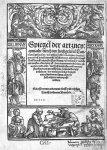Galienus / Aescolapiu - Spiegel der Artzney