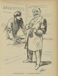 [Caricature : Professeur Debove] - L'Album du Rictus, journal humoristique mensuel : première série
