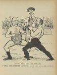 [Caricature : Professeur Bouchard] - L'Album du Rictus, journal humoristique mensuel : première séri [...]