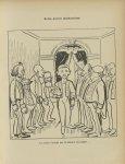 [Caricature : Professeur Gilbert] - L'Album du Rictus, journal humoristique mensuel : première série