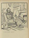 [Caricature : Docteur Lancereaux] - L'Album du Rictus, journal humoristique mensuel : première série