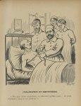 [Caricature : Docteur Edgard Hirtz] - L'Album du Rictus, journal humoristique mensuel : tome III