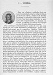 Andral - Les maîtres de l'Ecole de Paris dans la période préspécialistique des maladies du pharynx,  [...]