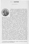 Barthez - Les maîtres de l'Ecole de Paris dans la période préspécialistique des maladies du pharynx, [...]