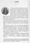 Larrey - Les maîtres de l'Ecole de Paris dans la période préspécialistique des maladies du pharynx,  [...]