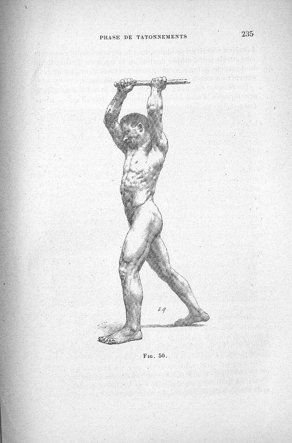 Fig. 50 - Evolution de l'éducation physique. L'Ecole française -  - med65254x0235