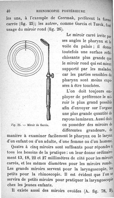 Banque d 39 images et de portraits biu sant paris for Maladie du miroir