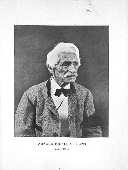 [Portrait] Arnold Rickli -  - med77047x0003