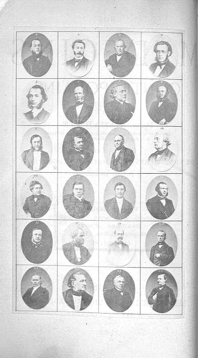 Médecins contemporains. Dolbeau / Jaccoud / Maisonneuve / Le Fort / Bouchut / Richet / Pajot / Broca [...] - Médecins. 19e siècle (France) - med77347x0004