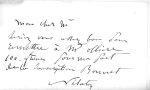 Lettre autographe de Nélaton [reproduction] - Nos médecins contemporains, par Paul Labarthe... Velpe [...]