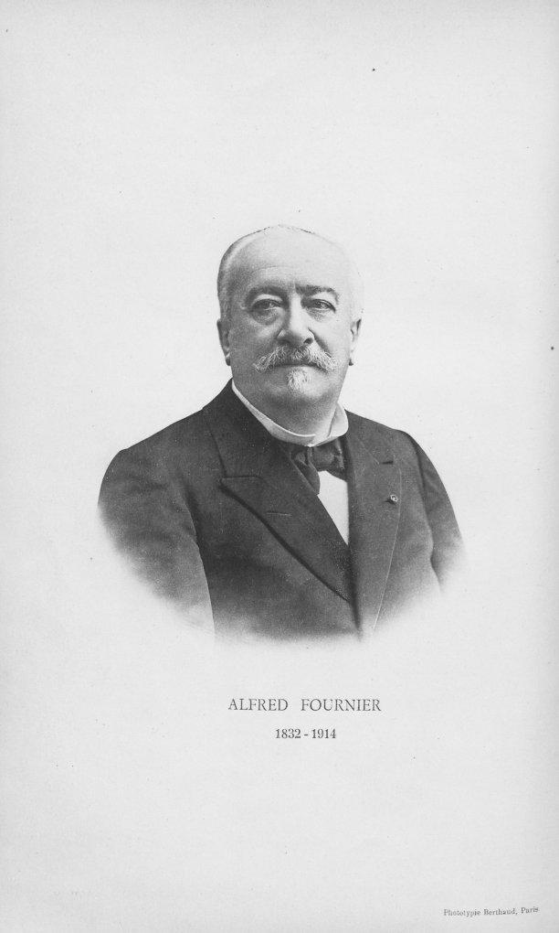Alfred Fournier (1832-1914) - Annales de dermatologie et de syphiligraphie -  - med90153x1914x1915x0518