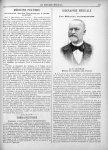 Le Pr Lavaran, membre de l'académie des sciences - Le progrès médical  : journal de médecine, de chi [...]