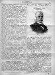 Le Professeur V. Cornil 1837-1908 - Le progrès médical  : journal de médecine, de chirurgie et de ph [...]