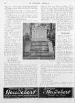 Tombe de Trousseau, au Père-Lachaise - Le progrès médical