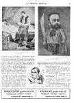 Le nouveau-né (Salon de 1881) / Emile Zola / Littré - Le progrès médical
