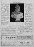 Buste de J. D. Larrey. Marbre de Meunier. Musée de Val-de-Grâce - Le progrès médical