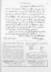 Fragment d'une lettre de Lerminier à Corvisart - Le progrès médical