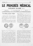 Michel de la Vigne. Décanat de 1642-1644 / Guy Patin. Décanat de 1650-1652 - Le progrès médical